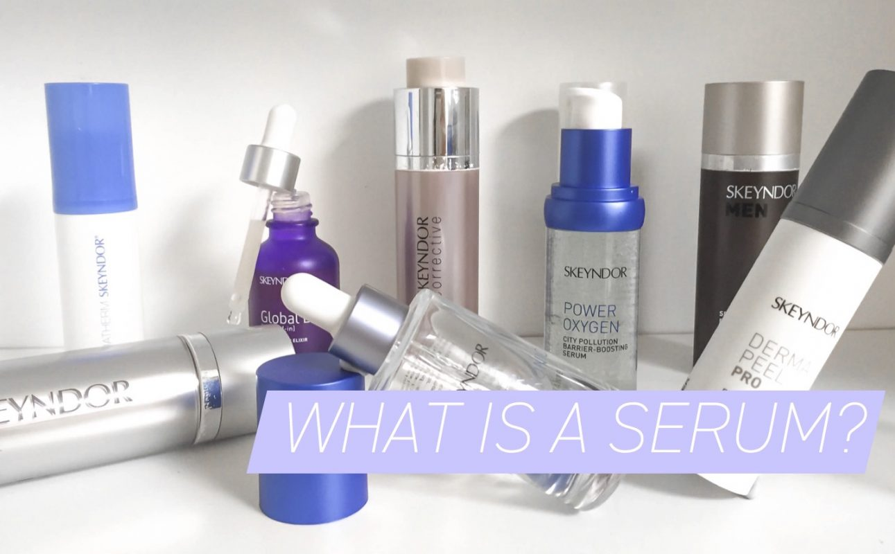 what is a serum
